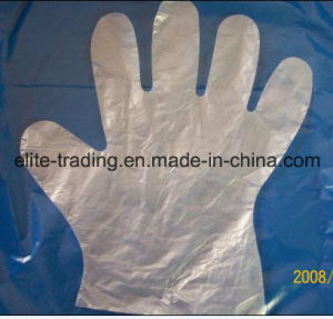 Disposable LDPE Gloves with CE