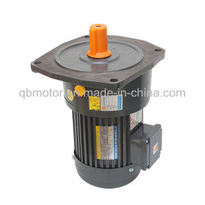 Light Duty Glw28-80b5 Small Speed Reducer AC Geared Gear Motor pictures & photos