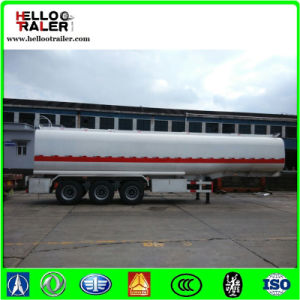 Low Price 3 Axle 40000L Tank Water pictures & photos
