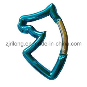 Horse Head Shape Aluminum Snap Hook / Carabiners pictures & photos
