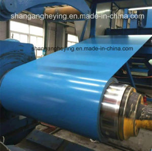 Color Coated Aluminum Steel/PPGI/Gi/Gl Steel Coil and Roofing Sheet pictures & photos