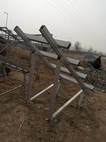 Solar Powered Support C Type Steel pictures & photos