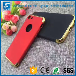 Electroplated Hard PC Cover for iPhone 7, High Quality Chrome Case for iPhone 7 Plus pictures & photos