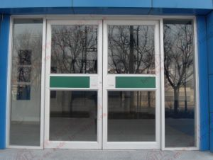 High Quality Commercial Aluminium Casement Door (BHA-DK02) pictures & photos
