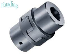 Plum-Shaped Flexible Coupling Used for Connecting Pump and Motor