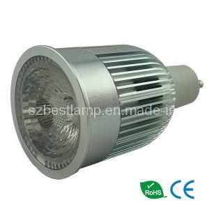 High Quality Sharp COB LED GU10 (BL-NHP7GU10-01(2)) pictures & photos