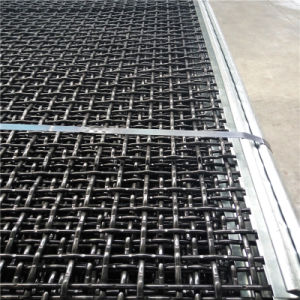 Stainless Steel Crimped Wire Mesh, Uniform Mesh, Easy to Transport, Easy to Clean, Flat Surface pictures & photos