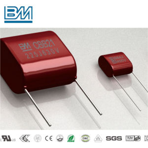 Cbb21 Low Dissipation Metallized Polypropylene Film Capacitor