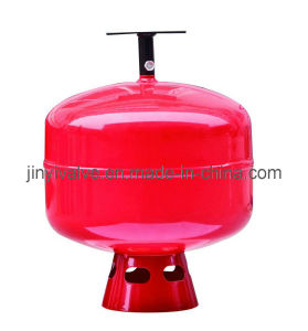 9kg Dry Powder Automatic Fire Extinguisher (JY2012-0053)