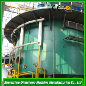 Soybean/Cottonseed Cake/Sunflower Seed/Rice Bran Solvent Oil Extraction Plant pictures & photos