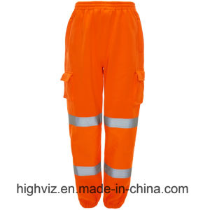 Reflective Safety Jogging Bottoms with En20471 (C2399) pictures & photos