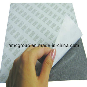 0.3mm Thickness Flexible Rubber Magnets with Double Adhesive pictures & photos