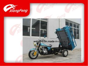 Three Wheel Motor Tricycle (MTR150ZH-A) , Traditional Design, 150CC Tricycle pictures & photos