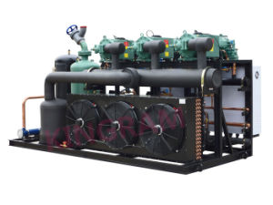 237kw Water-Cooling Condensing Unit for -18deg C Cold Room