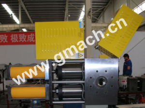 Continuous Hydraulic Screen Changer for Plastic Extrusion Machine pictures & photos
