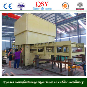 Long Life Frame Type Rubber Hudraulic Vulcanizing Press Machine Xlb 1200X1200 pictures & photos