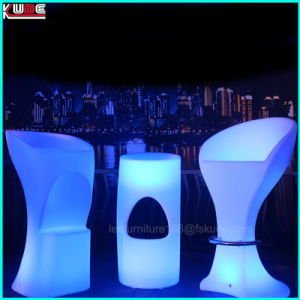 Atmosphere Club Party Night Club LED Furniture Lighted Seating pictures & photos
