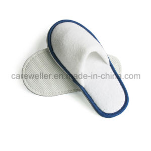 OEM Closed Toe Disposable Hotel Slipper pictures & photos