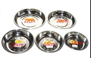 Cheap Price 201stainless Steel Plate for Tableware pictures & photos
