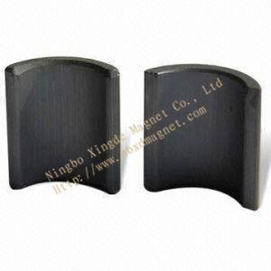 Arc Ferrite Magnet