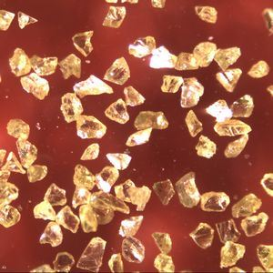 Synthetic Rvd Diamond Yellow pictures & photos