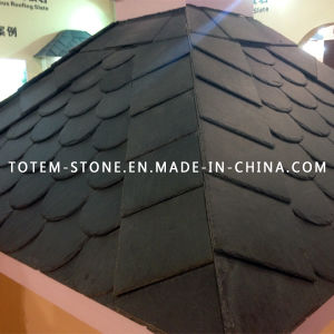 Natural Stone Synthetic Slate Tile Roof for Roofing Decorative pictures & photos