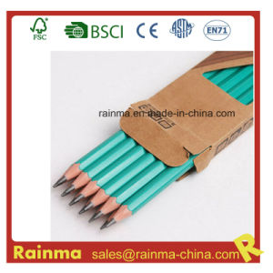 Eco Friendly Hb Plastic Pencil for School Stationery pictures & photos
