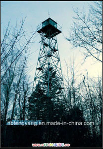 Galvanized Steel 4legs Watch Guard Tower pictures & photos