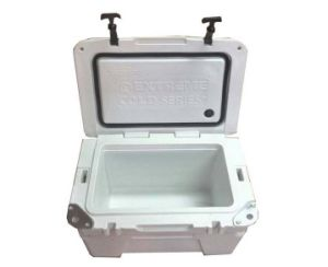 Passive Cooler Box (With ICE plate for vaccine storage for 24 hours) pictures & photos