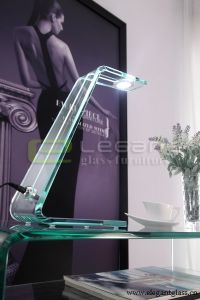 2014 Modern LED Glass Table Lamp-L001 pictures & photos