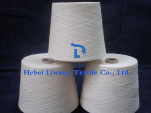 100% Polyester Ring Spun Yarn Non-Virgin