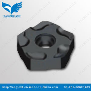 Great Quality Carbide Milling Inserts for Cast Iron Processing