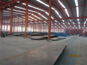 Steel Structure Prefab Workshop in Africa High Quality Morden Design pictures & photos