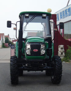 Middle and Large Farm Tractor 60HP 4WD with High Quality pictures & photos