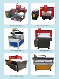Factory Price! CNC Router with Factory Price / CNC Cutting and Engraving Machine pictures & photos