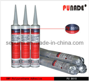High Bonding Strength Windshield Polyurethane Adhesive Sealant for Car and Bus PU8610