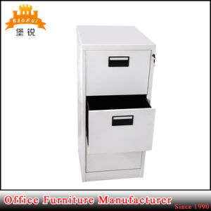 Kd Structure Steel Vertical Three 3 Drawer Metal Filing Document Cabinet Cupboard pictures & photos