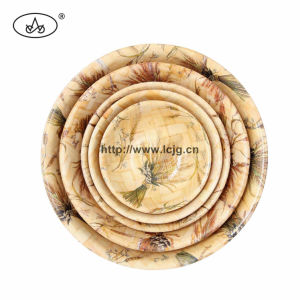 100% Bamboo & Wooden Bowl Popular Than Plastic Bowl
