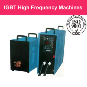 High Frequency Heating Induction Equipment Machine Low to High Power Models for Hot Melting Smelting Tube Bending Welding