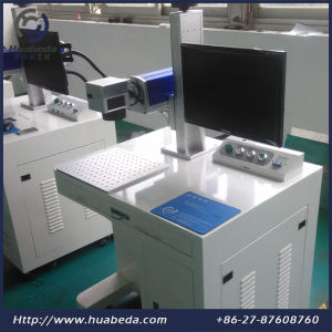 UV Laser Marking Machine, Sheep Ear Tag Laser Marking Machine, CO2 Laser Marking Machine pictures & photos
