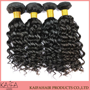 Peruvian Virgin Hair Extension Remy Human Hair Weave (KF-P-071)