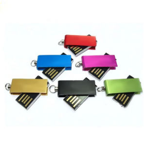 Twister USB Flash Drive with Various Logos (PZS010) pictures & photos