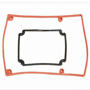 Silicone Rubber Gaskets/Plastic Washer pictures & photos