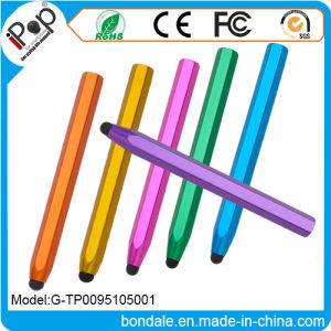 Advertising Touch Pen Stylus Pen with Clip Stylus Pen for Touch Panel Equipment pictures & photos