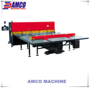 CNC Hydraulic Swing Beam Shear QC12K 6x2500 pictures & photos