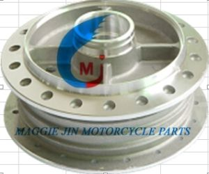 Motorcycle Part Motorcycle Rear Drum with Bearing for CD80 pictures & photos