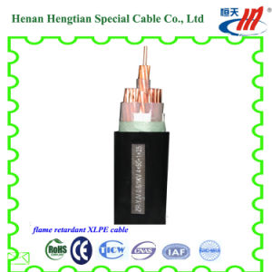 Flame Retardant Low Voltage Copper PVC Cable