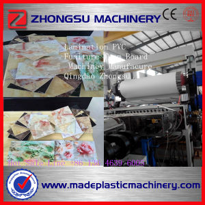 PVC Marble Sheet Extrution Line pictures & photos