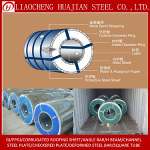 Dx51 Zinc Cold Rolled Hot Dipped Galvanized Steel in Coil pictures & photos