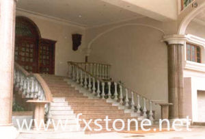 Stone Carving Marble Steps (BJ-SCULPTURE0054) pictures & photos